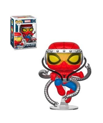 Special Edition Octo-Spidey Spider-Man Marvel Muñeco Funko Pop! Bobble Vinyl [520]