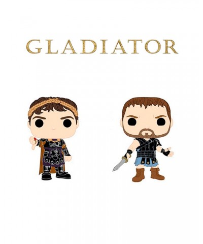 Pack Gladiator Muñeco Funko Pop! Vinyl