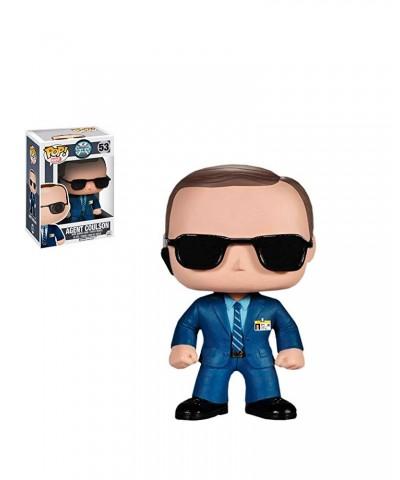 Agente Coulson Agentes de S.H.I.E.L.D. Marvel Muñeco Funko Pop! Bobble Vinyl [53]