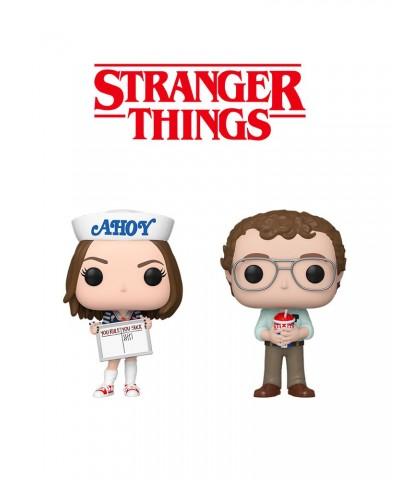 Pack Robin y Alexei Stranger Things 3 Netflix Muñeco Funko Pop! Vinyl