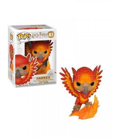 Fawkes Harry Potter Muñeco Funko Pop! Vinyl