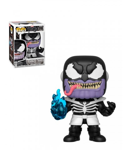 Thanos Venom Marvel Funko Pop! Bobble Vinyl
