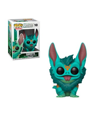 Smoots Wetmore Forest Muñeco Funko Pop! Vinyl [10]