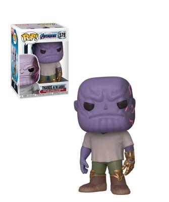 Thanos con Guantelete Avengers Endgame Marvel Muñeco Funko Pop! Bobble Vinyl [579]