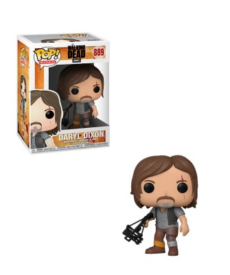 Daryl The Walking Dead Muñeco Funko Pop! Vinyl [889]