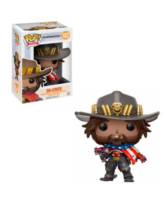 McCree Overwatch Funko Pop! Vinyl