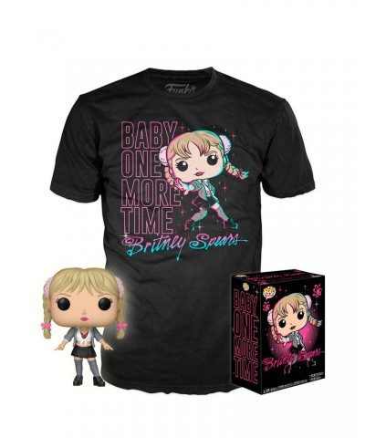 Britney Spears Baby One More Time Pop! & Tee Funko