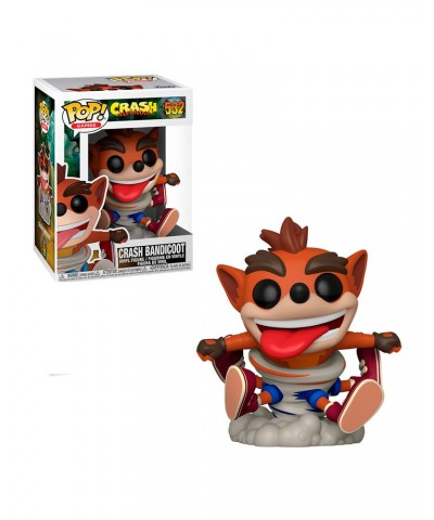 Crash Bandicoot Torbellino Crash Bandicoot Muñeco Funko Pop! Vinyl
