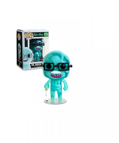Dr. Xenon Bloom Rick y Morty Muñeco Funko Pop! Vinyl [570]