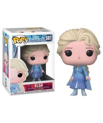 Elsa Frozen 2 Disney Muñeco Funko Pop! Vinyl [581]