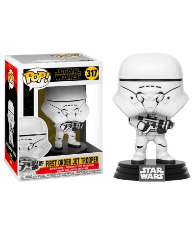Jet Trooper Primera Orden Star Wars Episodio 9 Muñeco Funko Pop! Bobble Vinyl [317]