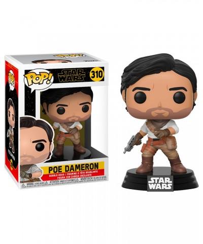Poe Dameron Star Wars Episodio 9 Muñeco Funko Pop! Bobble Vinyl [310]