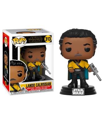 Lando Calrissian Star Wars Episodio 9 Muñeco Funko Pop! Bobble Vinyl [313]