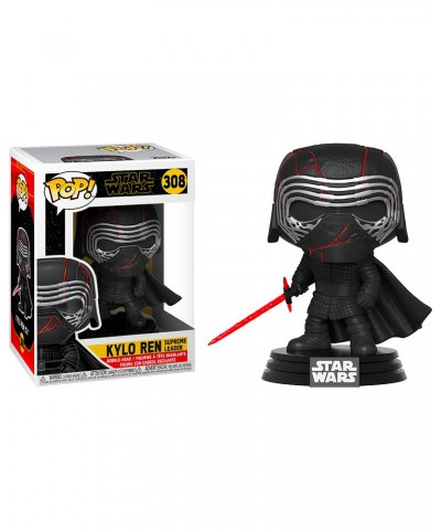 Kylo Ren Líder Supremo Star Wars Episodio 9 Muñeco Funko Pop! Bobble Vinyl [308]