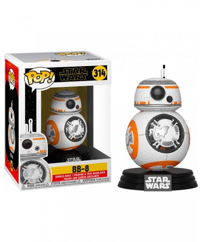 BB-8 Star Wars Episodio 9 Muñeco Funko Pop! Bobble Vinyl [314]