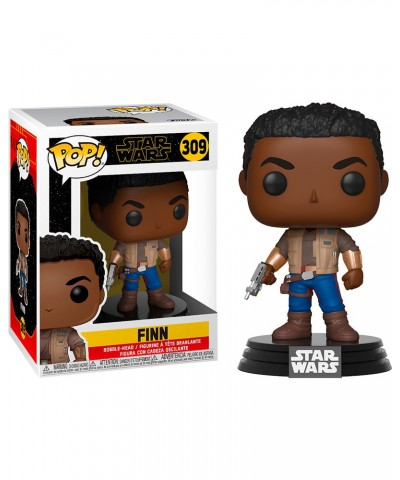 Finn Star Wars Episodio 9 Muñeco Funko Pop! Bobble Vinyl [309]