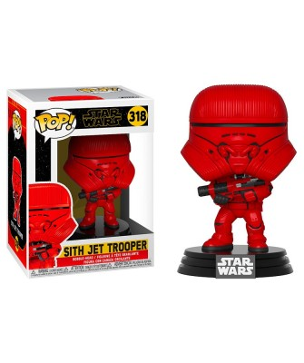 Sith Jet Trooper Star Wars Episodio 9 Muñeco Funko Pop! Bobble Vinyl [318]