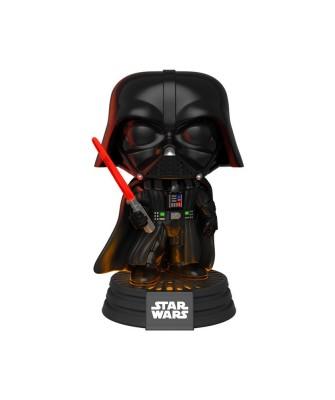 Darth Vader con Luz y Sonido Star Wars Muñeco Funko Pop! Bobble Vinyl