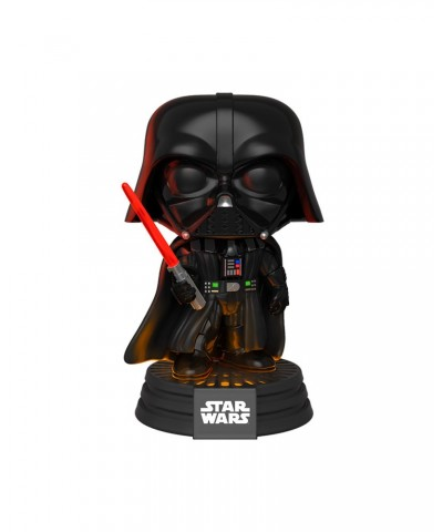 Darth Vader con Luz y Sonido Star Wars Muñeco Funko Pop! Bobble Vinyl