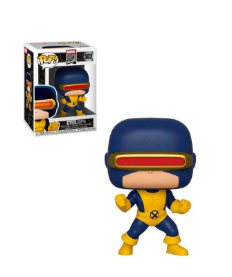 Cíclope X-Men Marvel Muñeco Funko Pop! Bobble Vinyl