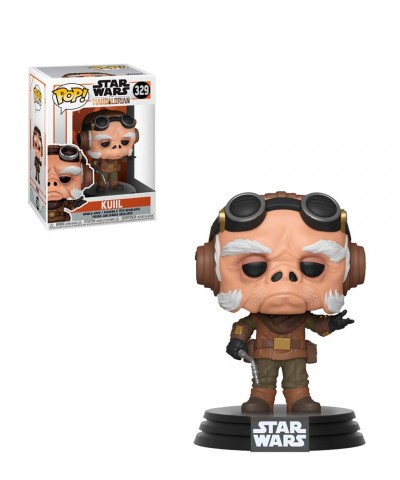 Kuiil The Mandalorian Star Wars Muñeco Funko Pop! Bobble Vinyl