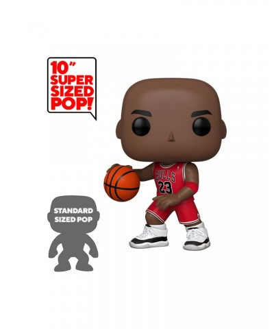 "Michael Jordan 10"" Chicago Bulls NBA Muñeco Funko Pop! Vinyl"