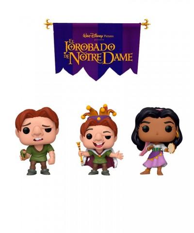 Pack El Jorobado de Notre Dame Disney Muñeco Funko Pop! Vinyl