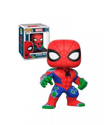 "Spider-Hulk Marvel Muñeco Funko Pop! Bobble Vinyl Super Sized 6"" [374]"