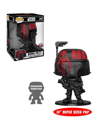 "Special Edition Boba Fett 10"" Star Wars Muñeco Funko Pop! Bobble Vinyl [297]"