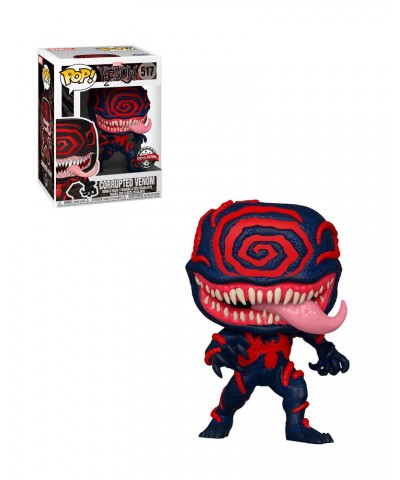 Corrupted Venom Marvel Muñeco Funko Pop! Bobble Vinyl [517]
