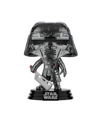Caballero de Ren Espada Cromado Star Wars El Ascenso de Skywalker Muñeco Funko Pop! Bobble Vinyl