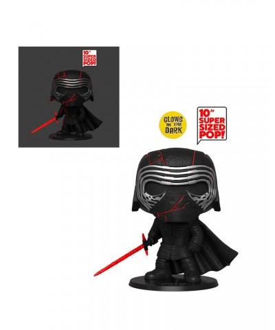 """Kylo Ren (Brilla en la Oscuridad) 10"""" Star Wars El Ascenso de Skywalker Muñeco Funko Pop! Bobble Vinyl"""