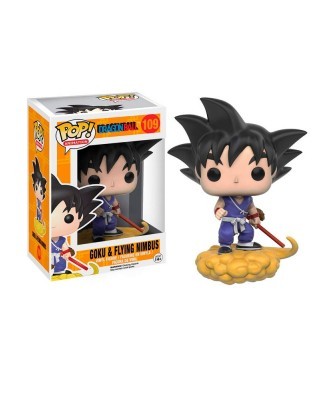 Goku Nimbus Dragon Ball Muñeco Funko Pop! Vinyl [109]