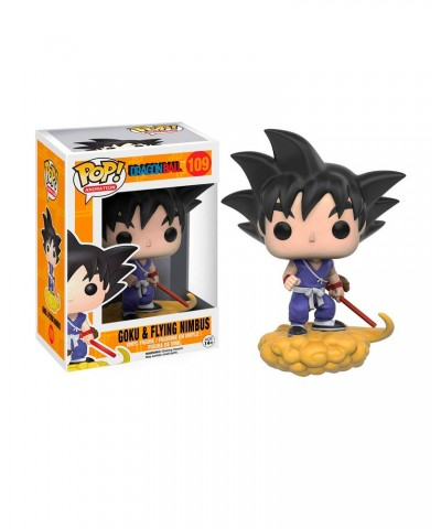Goku Nimbus Dragon Ball Muñeco Funko Pop! Vinyl [109]