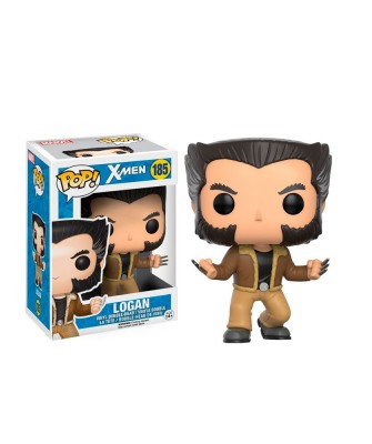 Logan X-Men Funko Pop! Bobble Vinyl