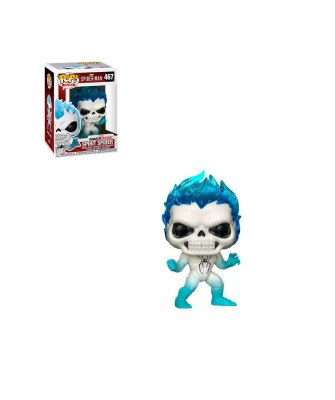 Spirit Spider Spider-Man Marvel Funko Pop! Bobble Vinyl [467]