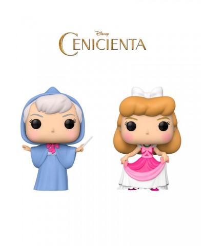 Pack Cenicienta Disney Muñeco Funko Pop! Vinyl