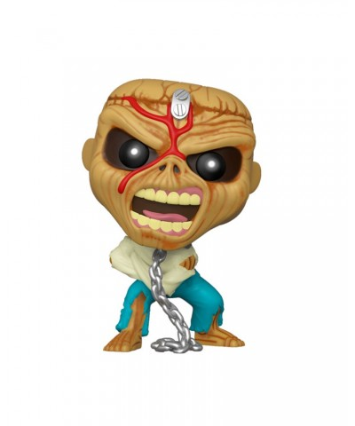 Eddie Piece of Mind Iron Maiden Muñeco Funko Pop! Rocks Vinyl