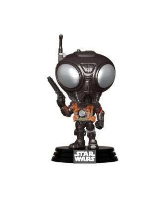 Q9-Zero The Mandalorian Star Wars Muñeco Funko Pop! Bobble Vinyl