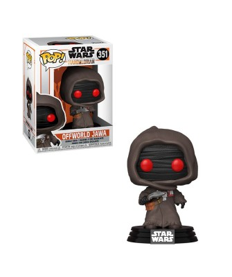 Jawa The Mandalorian Star Wars Muñeco Funko Pop! Bobble Vinyl [351]