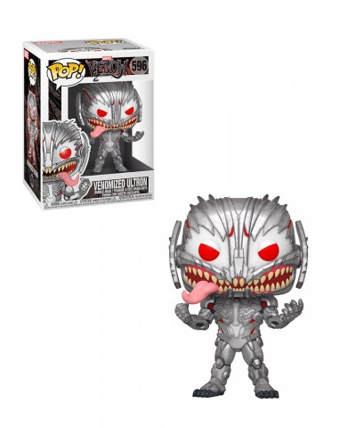 Ultron Venom Marvel Muñeco Funko Pop! Bobble Vinyl [596]