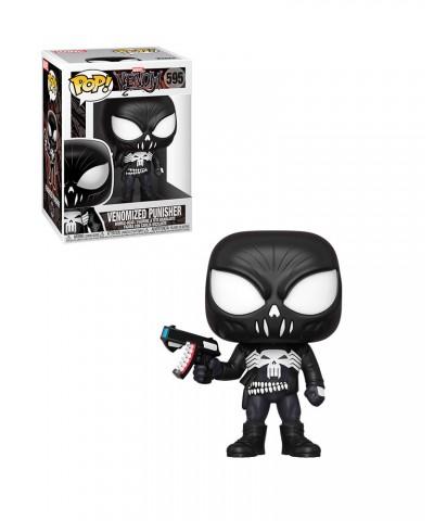 Punisher Venom Marvel Muñeco Funko Pop! Bobble Vinyl [595]