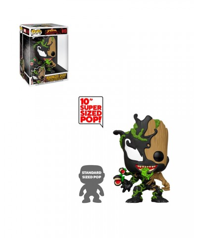 "Groot 10"" Max Venom Marvel Muñeco Funko Pop! Bobble Vinyl [613]"