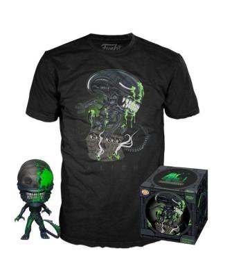 Alien Pop! & Tee Caja Funko