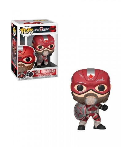 Guardián Rojo Viuda Negra Marvel Muñeco Funko Pop! Bobble Vinyl [608]