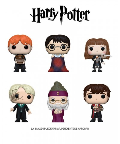 Pack Harry Potter Muñeco Funko Pop! Vinyl