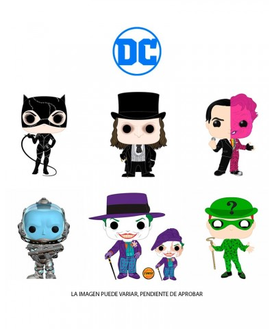 Pack Batman DC Muñeco Funko Pop! Vinyl