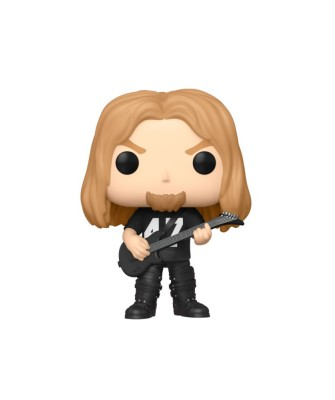 Jeff Hanneman Slayer Muñeco Funko Pop! Rocks Vinyl