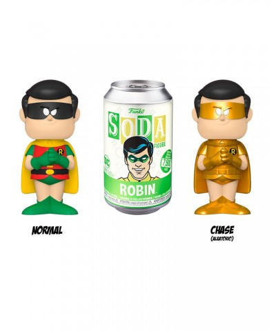 Robin DC Funko Vinyl Soda (Chase Aleatorio)