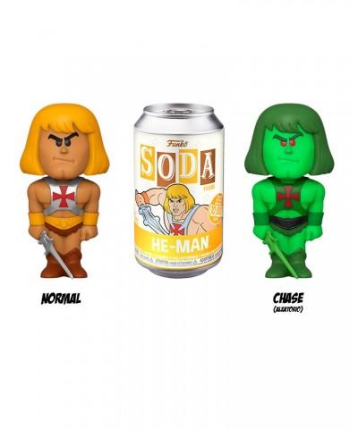 He-Man Los Amos del Universo Funko Vinyl Soda (Chase Aleatorio)